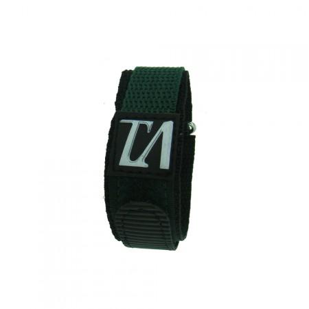 5 x Wholesale Job Lot Mens TA 18mm Green Nylon Watch Strap
