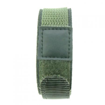 Green 18mm / 20mm / 22mm TA Nylon Band Watch Strap