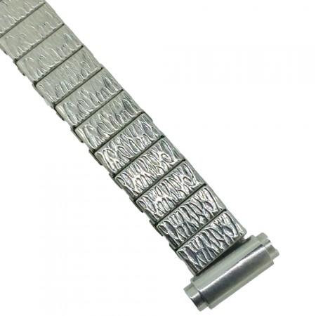 Ladies Stainless Steel Expanding Watch Bracelet 8mm 10mm