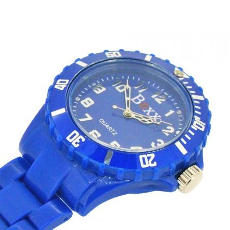 New BOXX Blue Plastic Nurse Fob Watch