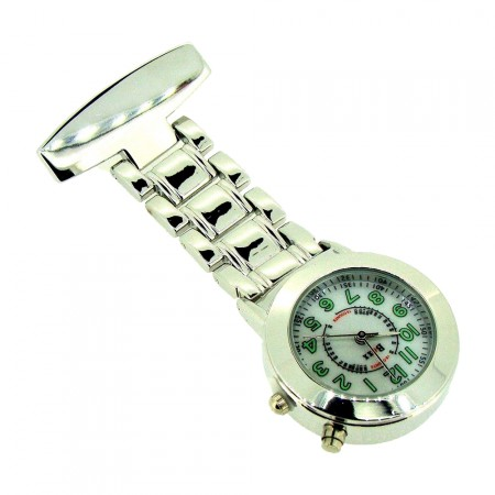 NITE GLO LIGHT UP NURSES FOB WATCH by BOXX