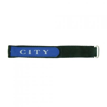 Blue City 20mm TA Sports Band Watch Strap