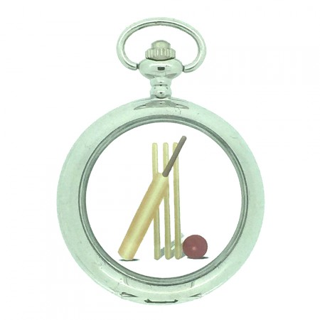 New Cricket Pocket Watch with Chain by WESTIME