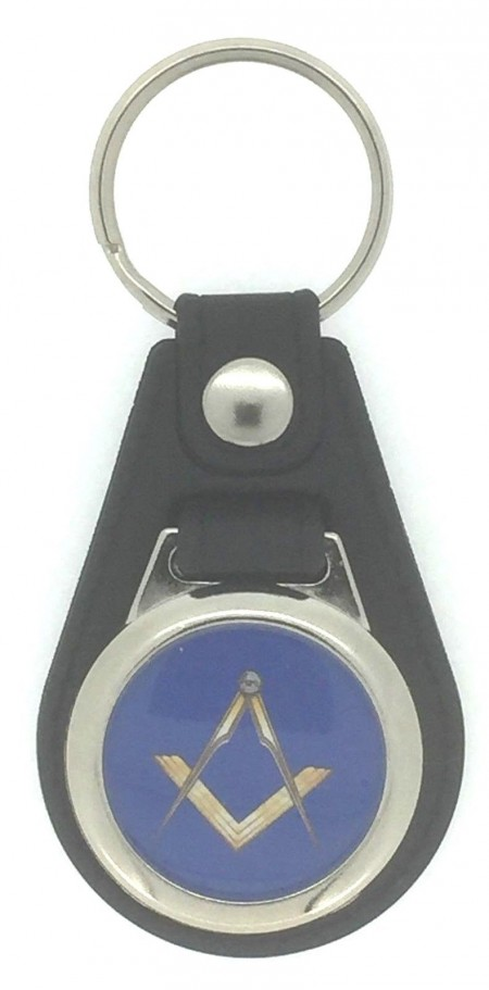 New Collectable Masonic Key Ring