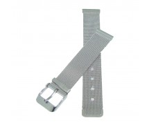 18mm Mesh Design Stainless Steel Metal Bracelet  Watch Strap