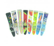 Swatch Resin 17mm Colour Pattern Watch Strap