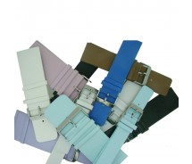 Wholesale Job Lot 15 x Assorted Size and Colour PU Watch Straps.