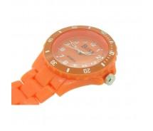 New BOXX Orange Plastic Nurse Fob Watch