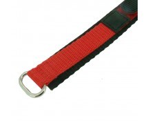 Red 18mm / 20mm / 22mm TA Nylon Band Watch Strap