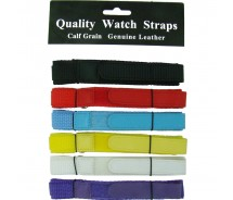6 x Wholesale Job Lot Girls / Lady TA 14mm Nylon Colour Watch Strap