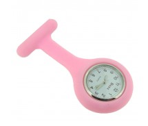 Brand New Baby Pink Silicone Nurse Fob by BOXX