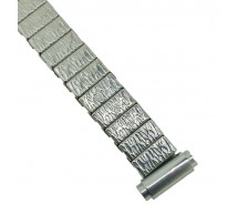 Ladies Stainless Steel Expanding Watch Bracelet 8mm 10mm