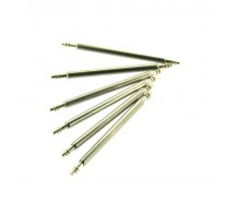 10mm-22mm Spring Bar 1.3mm Stainless Steel Watch Pins 6 Pack