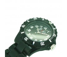 New BOXX Black Plastic Nurse Fob Watch