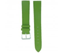 Green TA Calf Grain Leather Watch Strap 10mm to 24mm With FREE Fitting Pins
