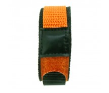 Orange 18 / 20 / 22mm TA Nylon Band Watch Strap