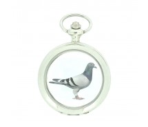 New Pigeon Pocket Watch with Chain by WESTIME