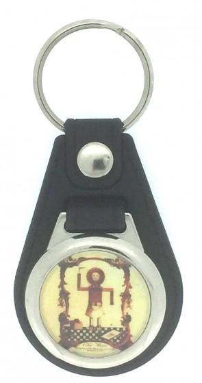 New Collectable Masonic Stickman Key Ring